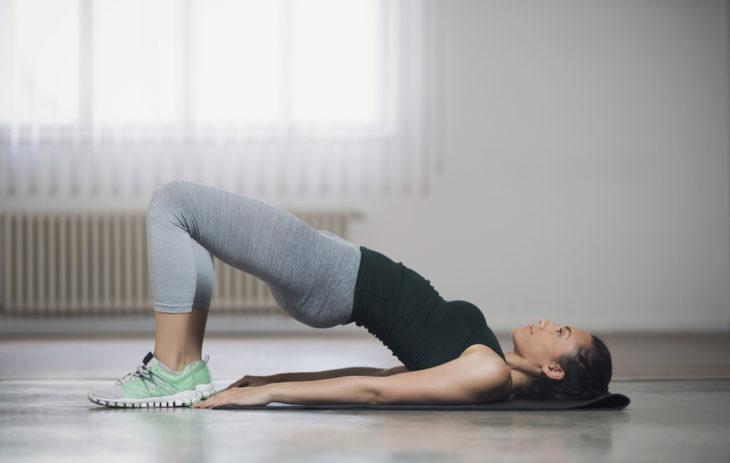 Lantionpohjan lihakset estävät sisäelinten laskeumaa sekä tukevat ryhtiä ja alaselkää yhdessä muiden lihasten kanssa.