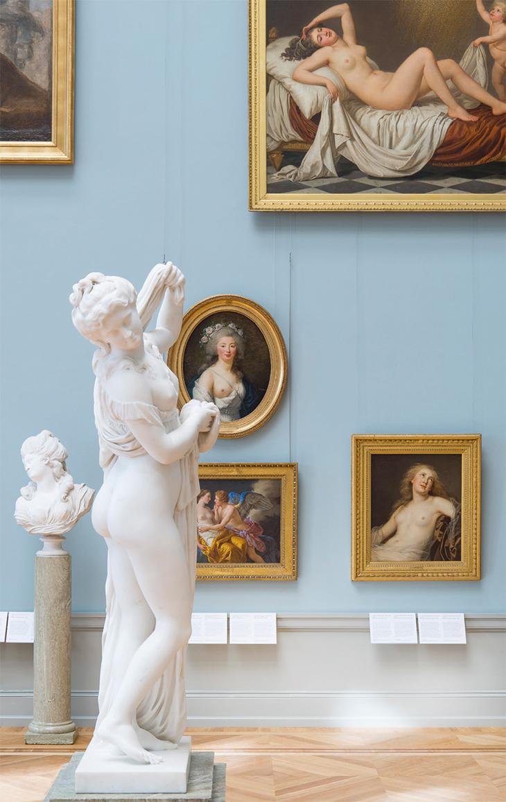 Tukholman Nationalmuseum aukesi viime syksynä viiden vuoden suurremontin jälkeen.