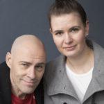 Jussi Rainiolla ja Jenni-tyttärellä on samanikäiset pojat. – Inhimillisin ja paras osa minua on isyys, Jussi sanoo.