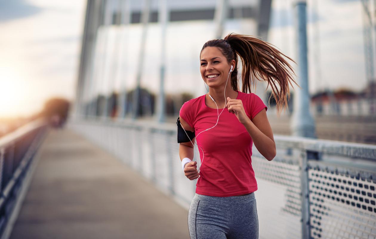 Puolimaratonille valmistautuessa tärkeintä on löytää itselle sopiva juoksuvauhti.