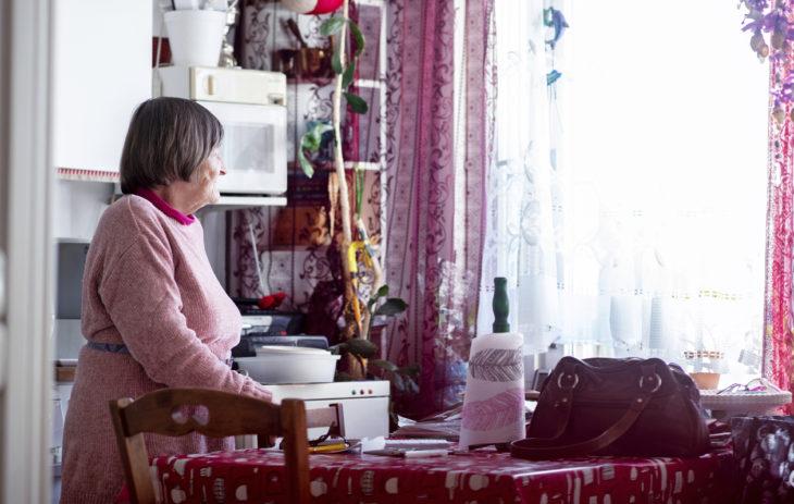 Köyhyysrajalla eläminen: Siskon kaksio Kannelmäessä on oma. Sisko joutui ottamaan lainan, kun taloyhtiöön tuli putkiremontti.