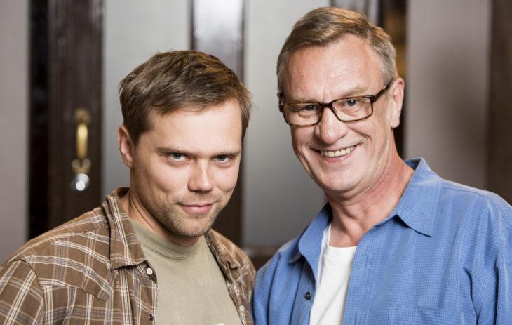 Pete Lattu näyttelee Kalle Laitelaa.