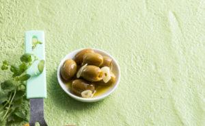 marinoidut oliivit