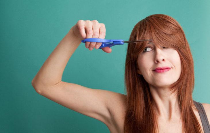 Nuorentavatko lyhyet hiukset?