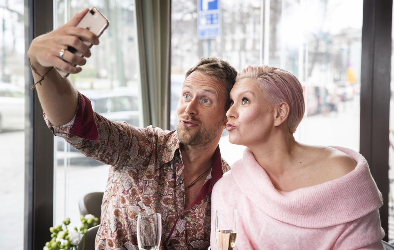 Waltteri Torikka ja Heidi Sohlberg