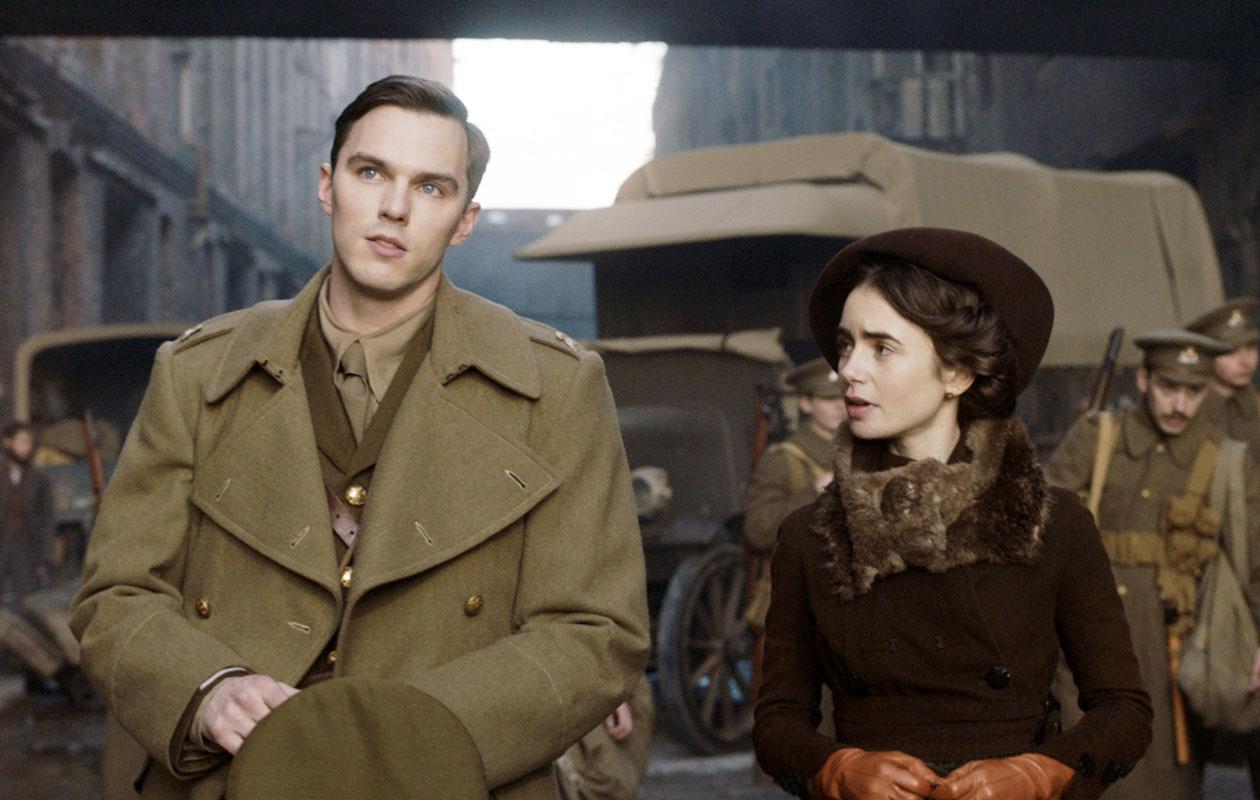 Dome Karuskosken Tolkien-elokuva koskettaa.