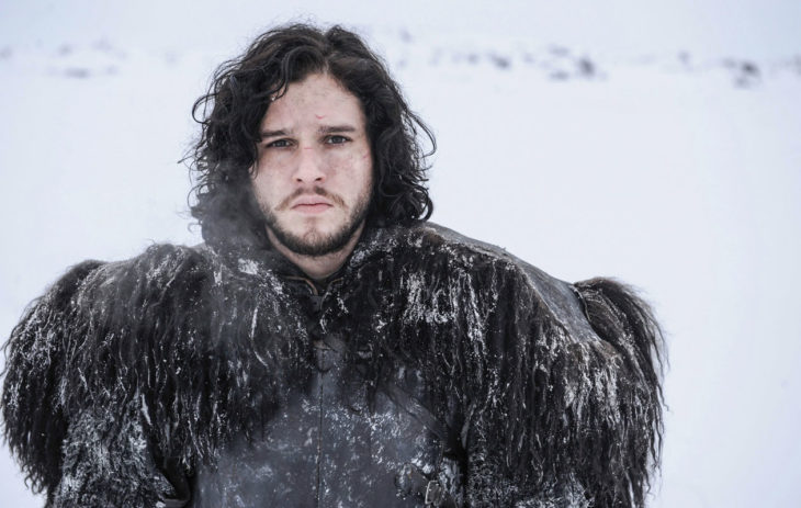 Jon Snow, Game of Thrones.