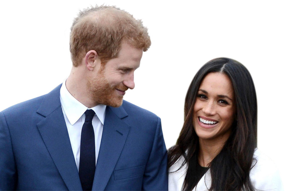Prinssi Harry ja Sussexin herttuatar Meghan