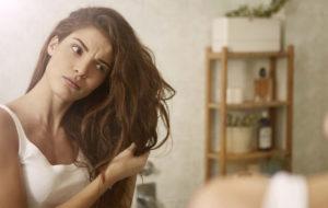 Kuivat hiukset? Olet saattanut pestä niin liian harvoin.