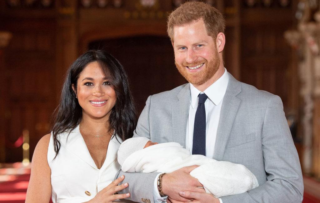 Prinssi Harryn ja herttuatar Meghanin esikoinen sai nimekseen Archie Harrison Mountbatten-Windsor.