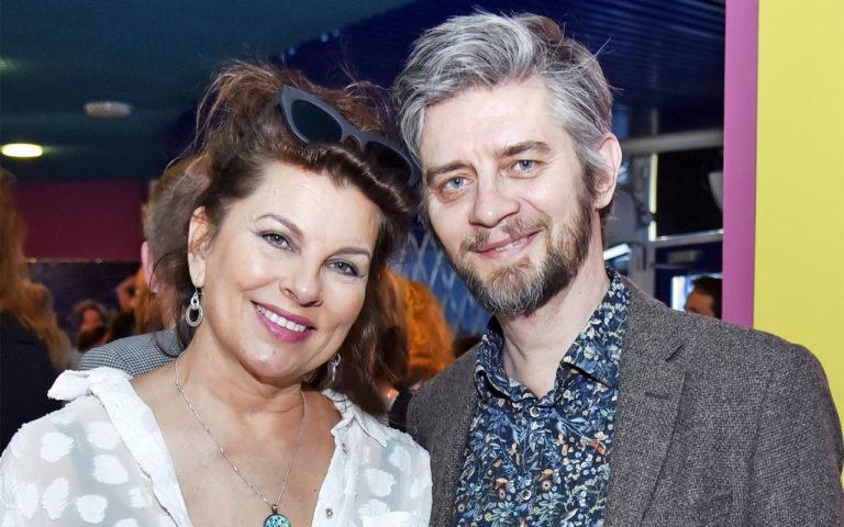Satu Silvo ja Reidar Palmgren ovat olleet yhdessä 10 vuotta.