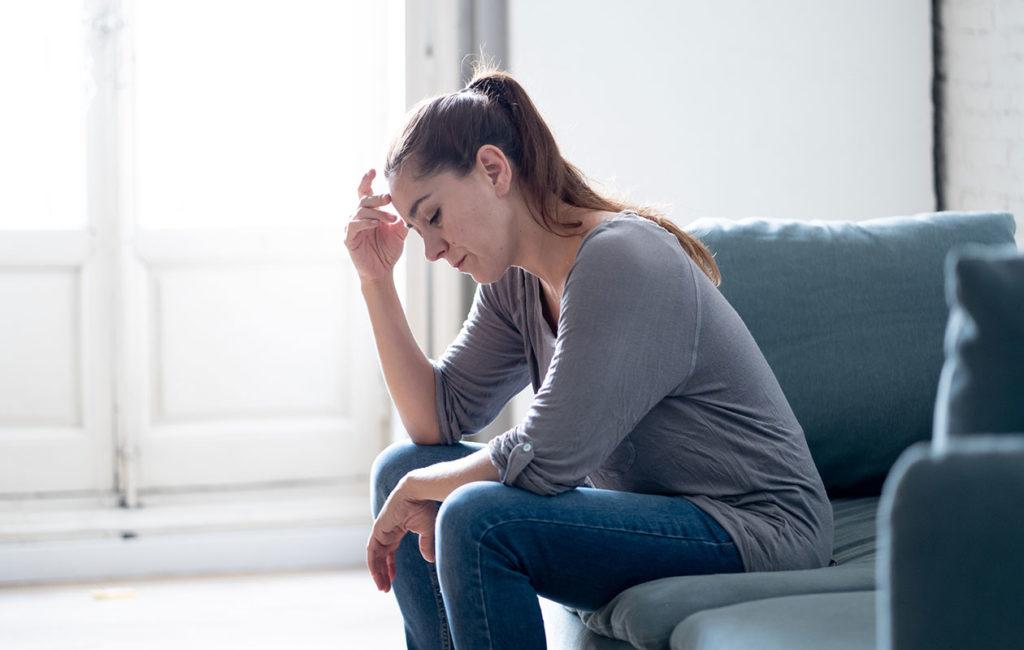 Tunnehaava voi aiheuttaa surua ja ahdistusta.