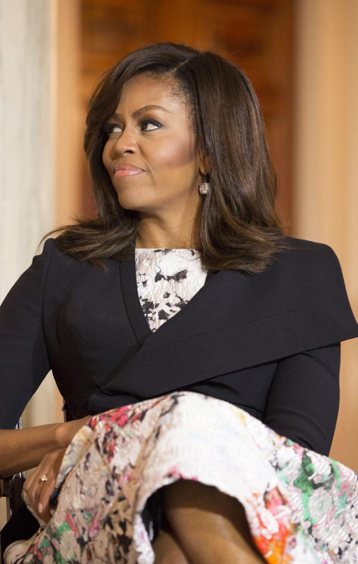 Michelle Obama ei aio lähteä politiikkaan.