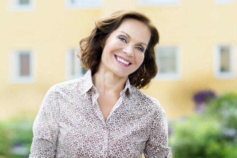 – Työt eivät ole muutenkaan elämässäni enää niin keskiössä kuin nuorempana, Lena Meriläinen sanoo.