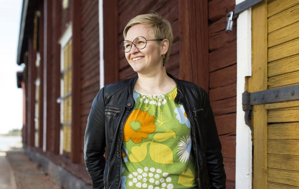 Greetta Berg sai MS-tautidiagnoosin myöhään, nelikymppisenä. Oireita hänellä oli ollut lukioikäisestä asti.