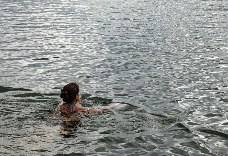 Vesijuoksu sopii kaikenikäisille ja -kuntoisille ihmisille.