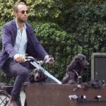 Koirat ovat auttaneet James Middletonia masennuksesta toipumisessa.