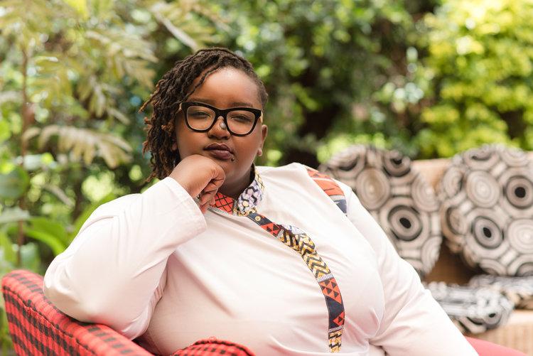 Njeri GAteru on kenialainen sateenkaariaktivisti.