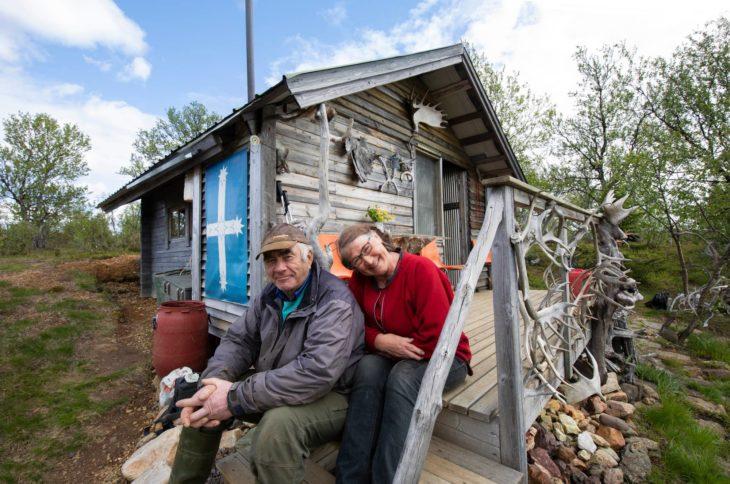 Kari ja Sirkka Merenluoto ovat olleet naimisissa 51 vuotta.