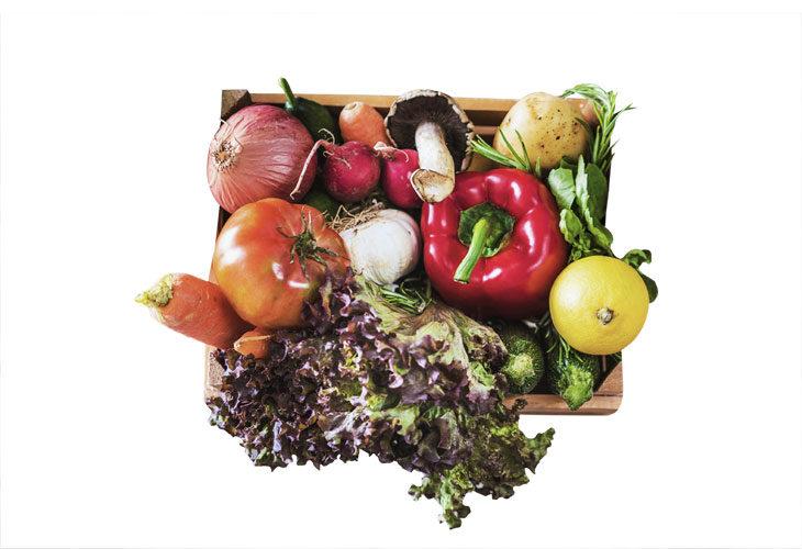 Terveellinen luomuruoka on kalliimpaa.