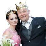 Vuoden 2019 tangokuninkaalliset ovat Pirita Niemenmaa ja Johannes Vatjus.