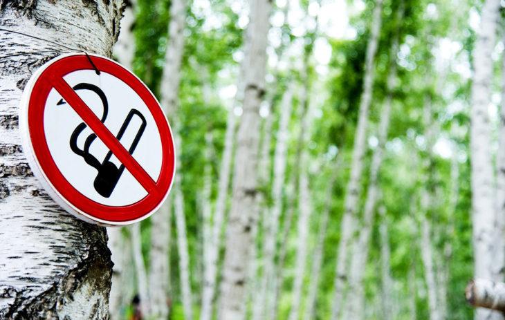 Myös passiivista altistumista tupakalle kannattaa välttää, sillä se aiheuttaa samoja terveyshaittoja kuin tupakointi.