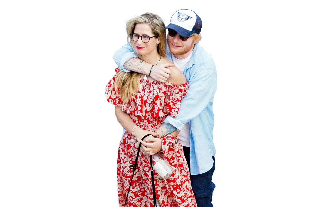 Pari on seurustellut vuodesta 2015, mutta Edin ja Cherryn tarina sai alkunsa jo vuosia sitten, kun Cherry ja Ed olivat vasta teini-ikäisiä.