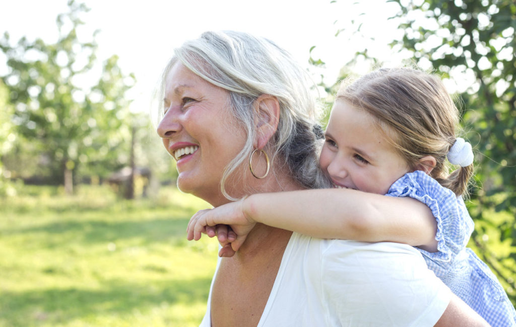 Mumma, mummi, mummo vai kenties isoäiti? Nimellä ei ole väliä, sillä tämä leikkimielinen testi on kaikille, joilla on lapsenlapsia!