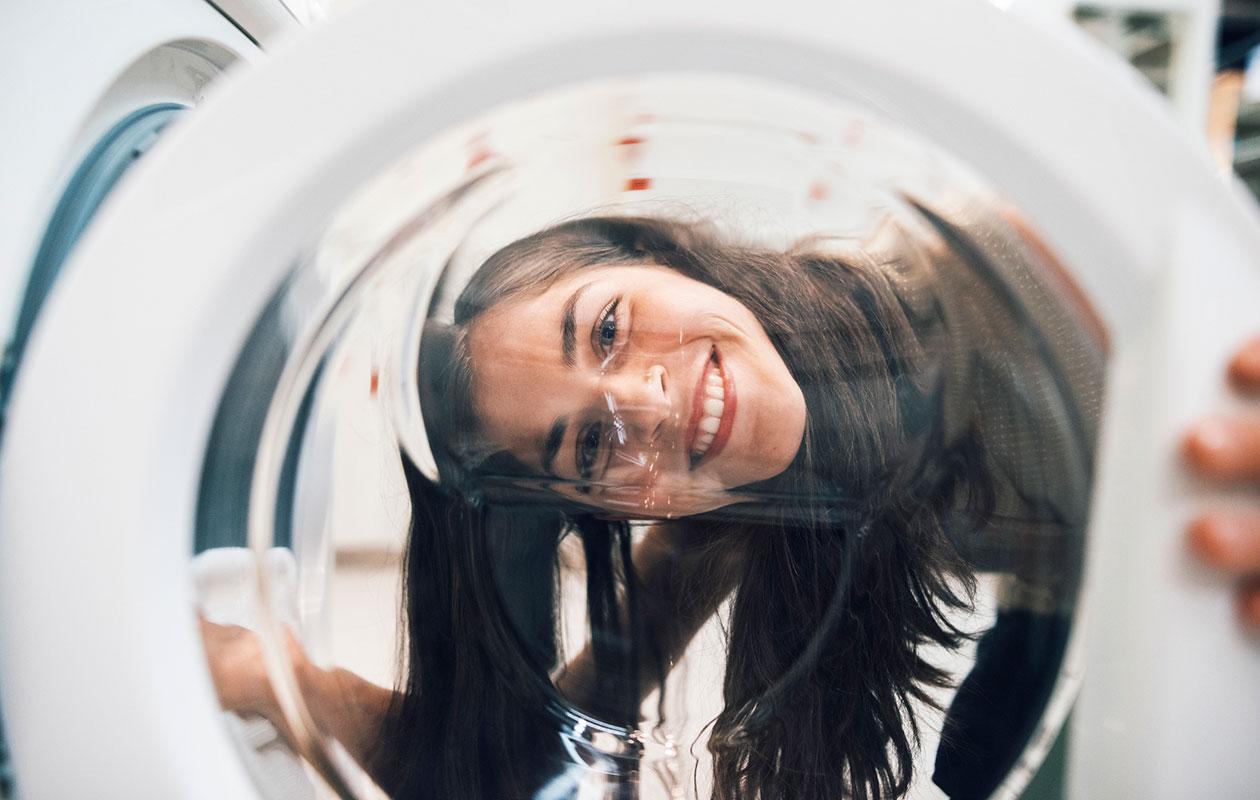 Pyykinpesukone kaipaa niin ulkoista kuin sisäistäkin puhdistusta.