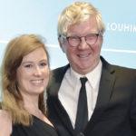 Pirkka-Pekka Petelius ja Erika Skön ovat menneet naimisiin!
