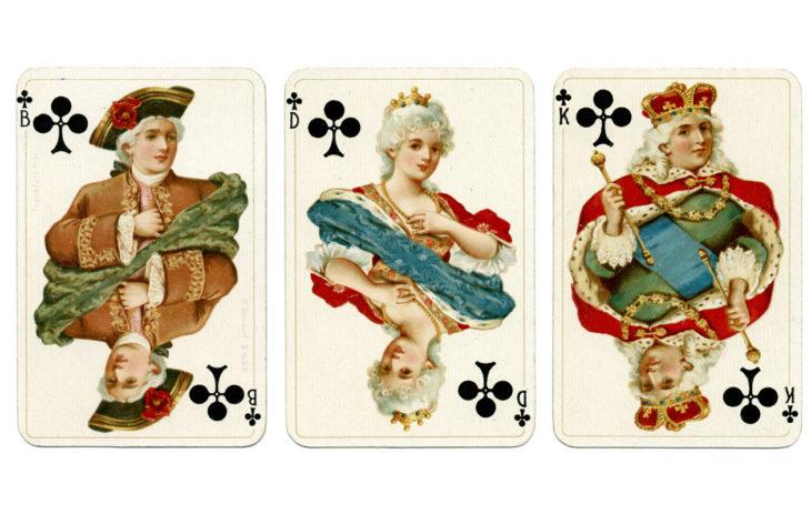 pelikorteilla ennustaminen