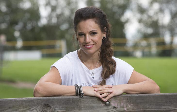 – Kaverin kanssa liikkuminen voi olla kaikista helpoin keino sitoutua treenaamiseen, Eva Wahlström vinkkaa.