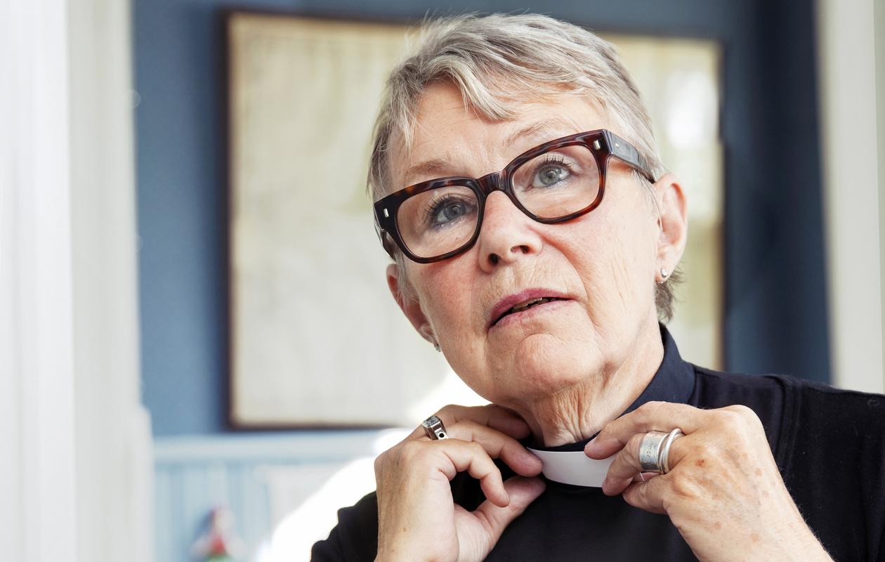 – Naisten asema on kohentunut vain marginaalisesti, feministipappi Hilkka Olkinuora sanoo.