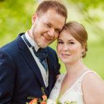 Vesa ja Sini avioituivat Ensitreffit alttarilla -ohjelmassa kesällä 2018.