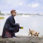 Chihuahua Hanni on tuonut Anne Tarkiaisen elämään iloa ja toiminnallisuutta. Ja kun Anne tulee töistä kotiin, on vastaanotto aina riemastunut.