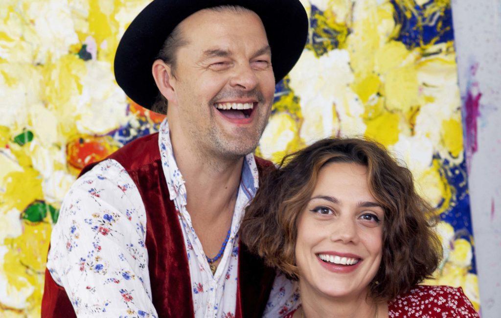 Tuure Kilpeläinen ja Manuela Bosco uskovat tavanneensa toisensa oikeaan aikaan elämässään.