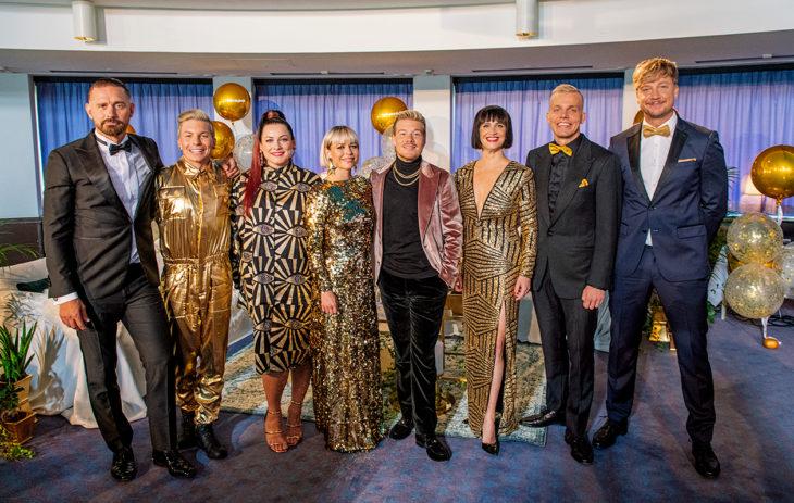 Vain elämää -ohjelman 10. kaudella nähtävät artistit ovat Lauri Tähkä, Antti Tuisku, Erin, Paula Vesala, VilleGalle, Maija Vilkkumaa, Elastinen ja Samu Haber.