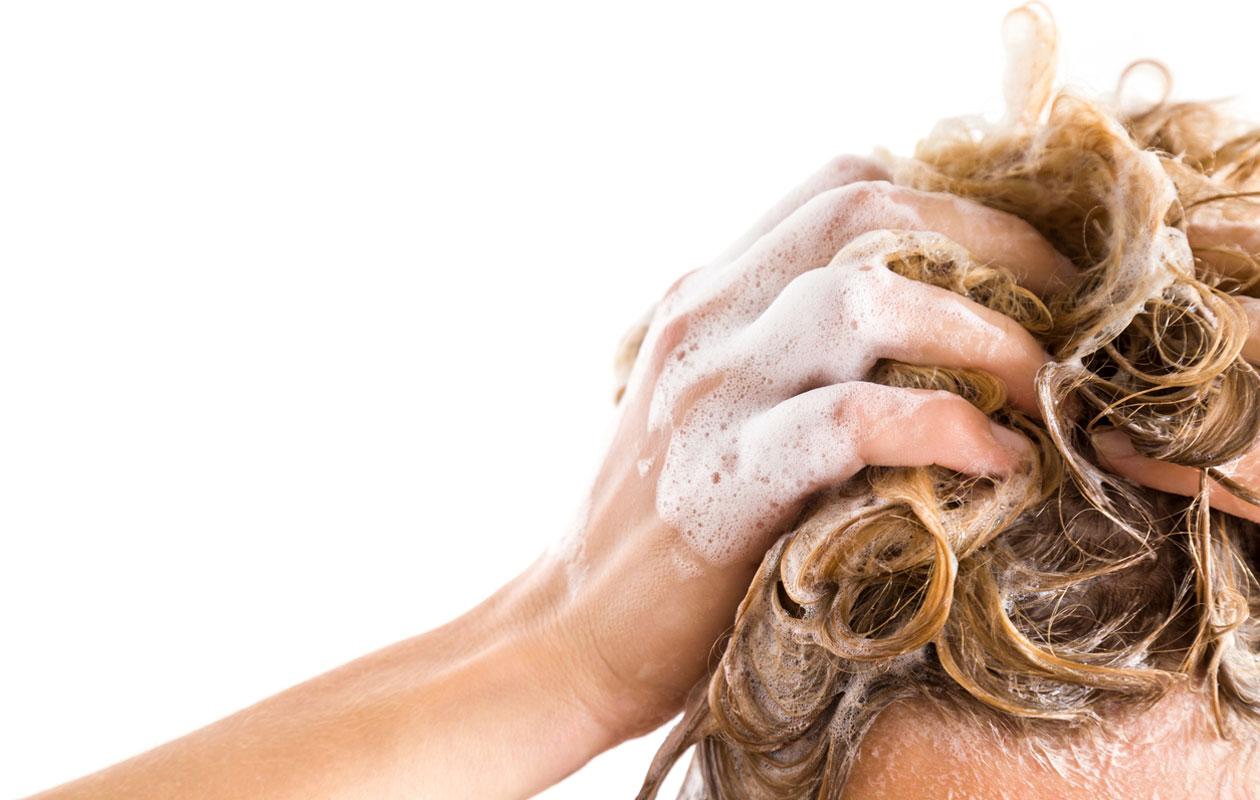 Hiusten kellastuminen on ärsyttävä vaiva.