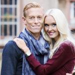 Jalkapallovalmentaja Mikael Forssell on ehtinyt jo tutustuttaa hänen ja Metti Forssellin 3- ja 5-vuotiaat lapset jalkapallon saloihin.