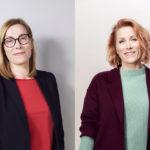 Piia Riikonen sai muuttumisleikissä uuden ilmeen.