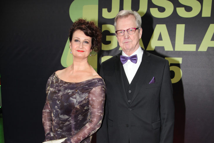 Heidi Herala ja Seppo Maijala