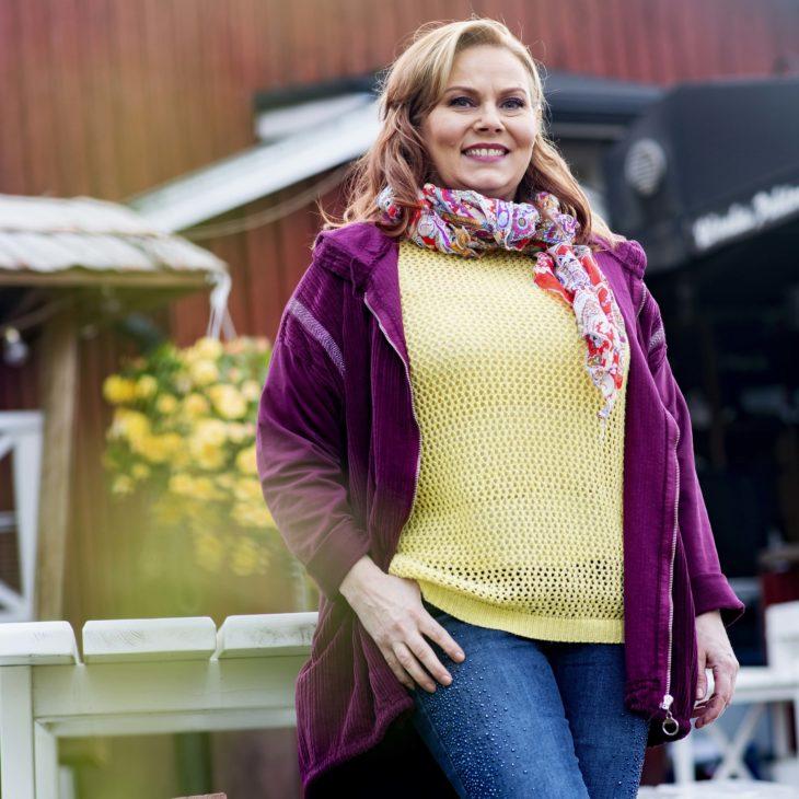 Nina Mikkonen toipui masennuksesta ja esiintyy Suurin pudottaja -ohjelmassa.