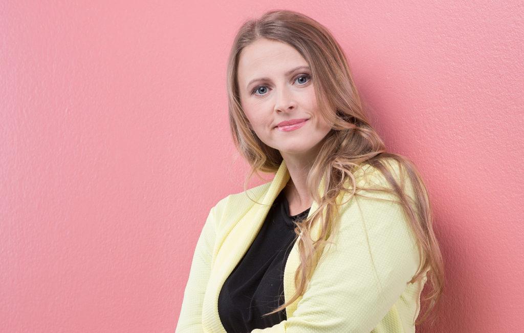 Ulla Feldscher on toipunut rankasta erosta ja valmis kertomaan tarinaansa muille.