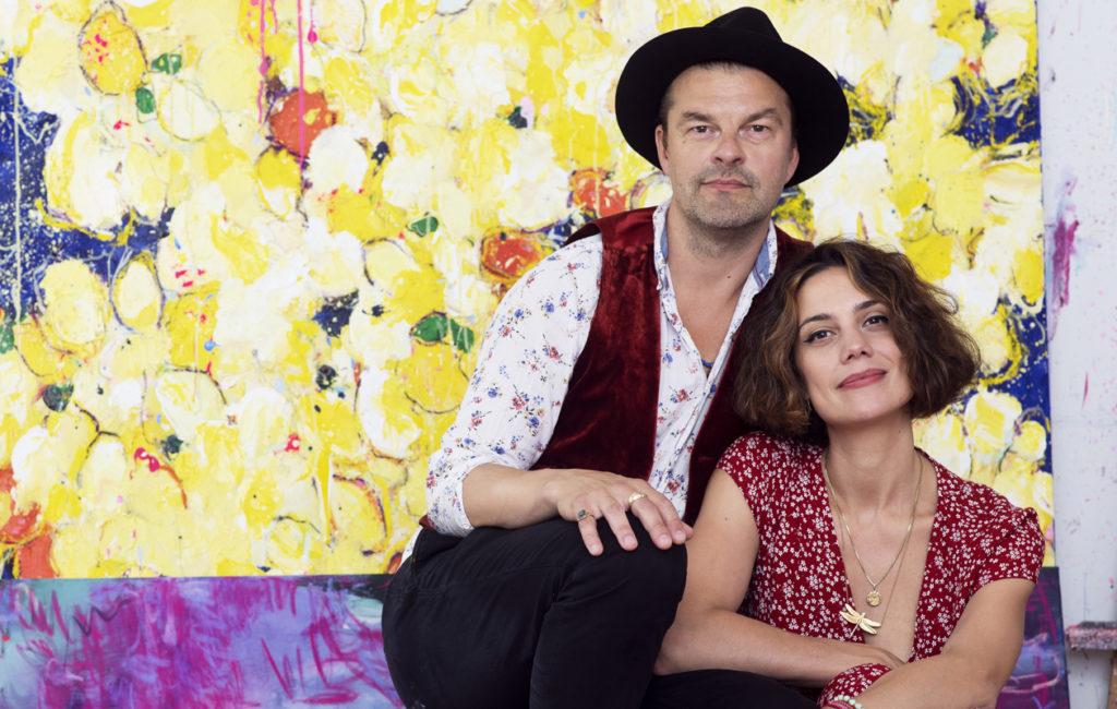 Manuela Bosco ja Tuure Kilpeläinen uskovat tavanneensa toisensa hyvään aikaan, koska kumpikin oli jo ehtinyt löytää kutsumuksensa.