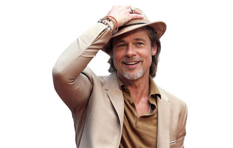 Brad Pitt kertoo elokuvien muuttaneen hänen maailmansa aikoinaan Springfieldissä. Niissä pienen kaupungin kasvatti näki maailmoita, joihin halusi kuulua.