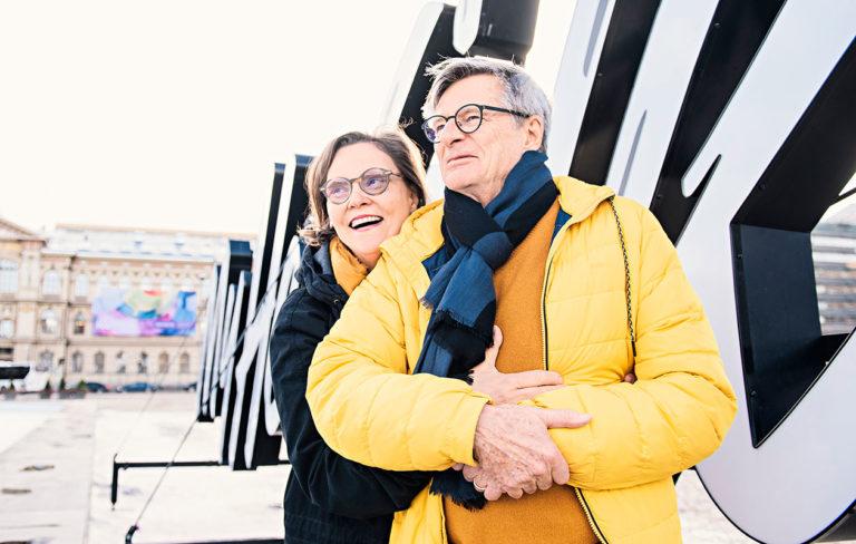 Eppu ja Kurt Nuotio ovat pitäneet yhtä jo yli 34 vuotta.