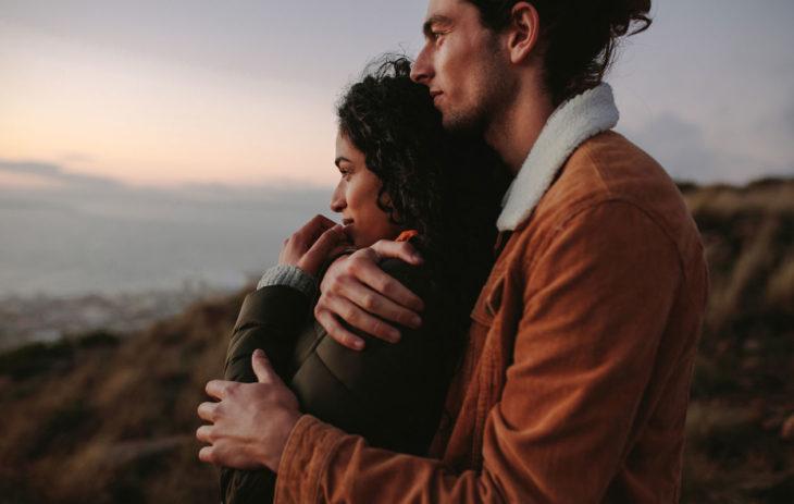 Traumat parisuhteessa voivat olla haaste.