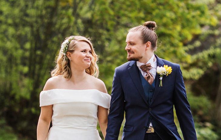Ensitreffit alttarilla -ohjelman Katja ja Olli eivät jatkaneet suhdettaan.