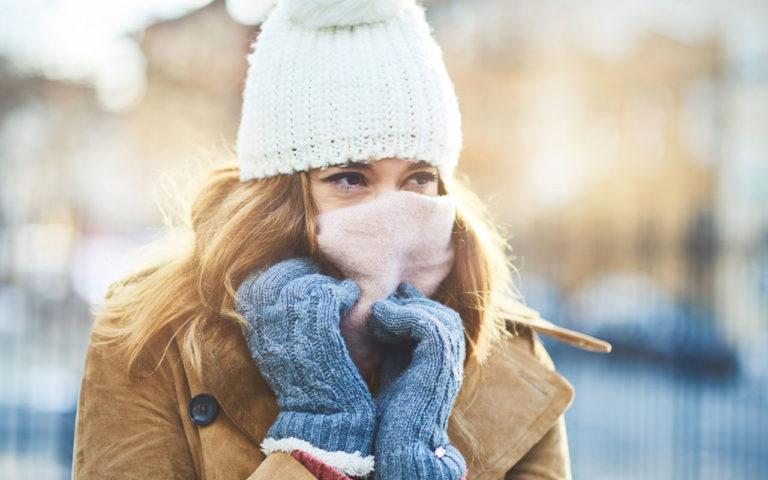 Lämmin pukeutuminen ei ole haitaksi syksyllä.
