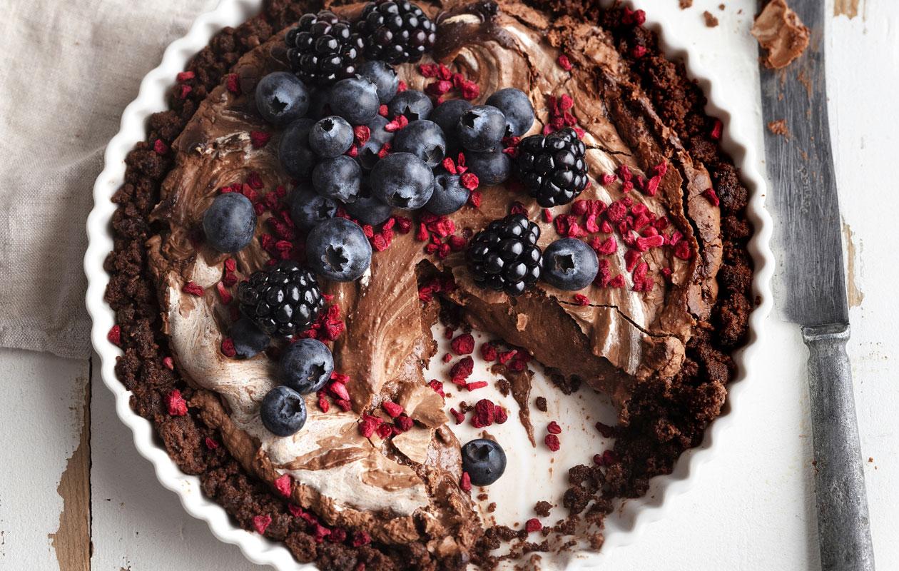 Marenki-suklaakakku
